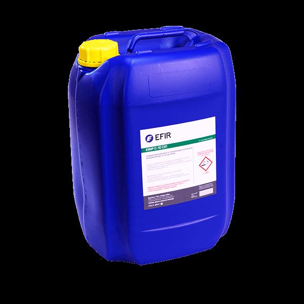 Щелочные моющие средства Efir C-10