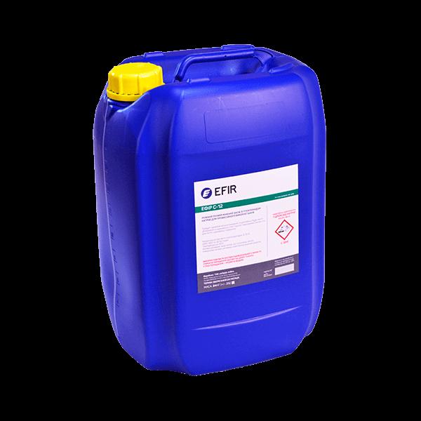 Щелочное моющее средство Efir C-12