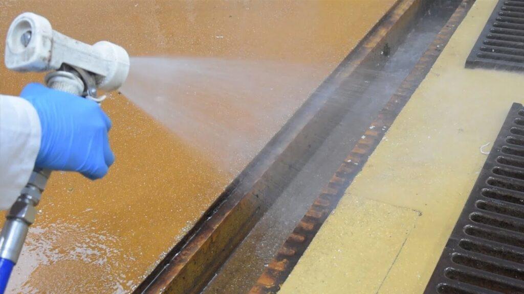 Мойка и дезинфекция мясного цеха, контейнеров моющими Efir (Эфир) компании Про Формула