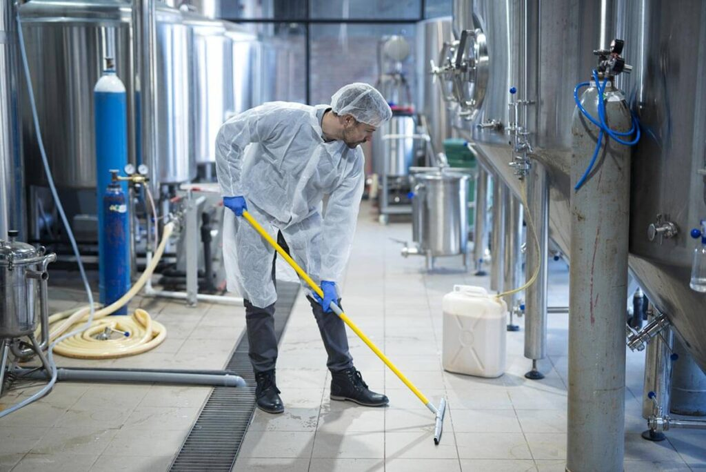 Профессиональные моющие средства Efir - профессиональная химия