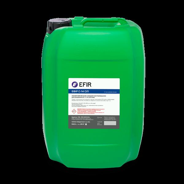 Щелочное моющее средство Efir C-14 СИП