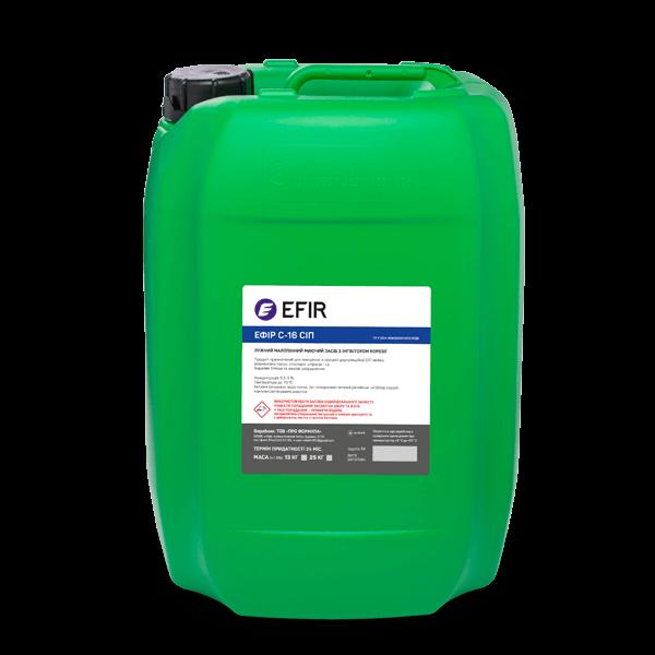 Щелочное моющее средство Efir C-16 СИП