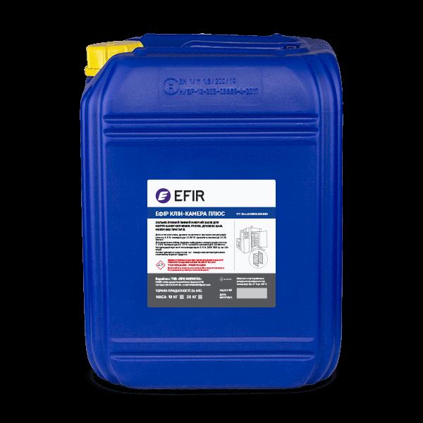 Щелочное моющее средство Efir Клин-Камера Плюс Clean Camera Plus купить для пищевой промышленности